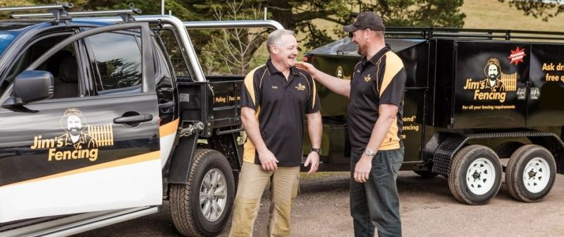 Jim's Fencing Ballarat, VIC - Be Your Own Boss - Leading Fence Franchise