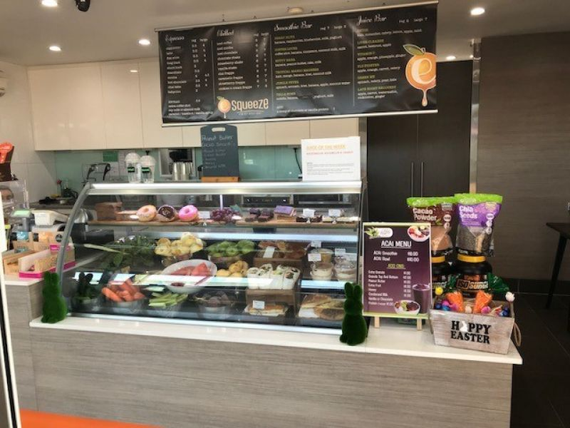 MAKE AN OFFER! JUICE BAR / DELI STYLE CAFE