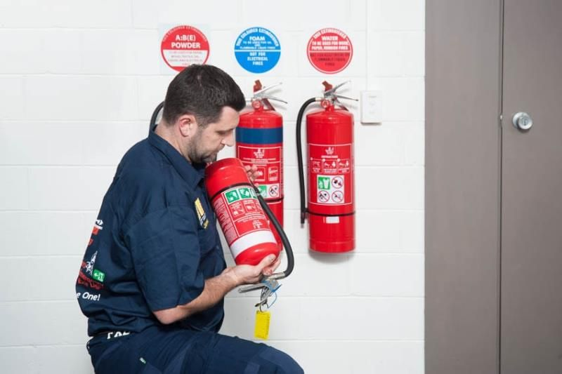 Jims Fire Safety / Jims Test & Tag - Brisbane areas