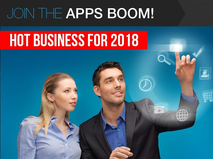 Join The Mobile App Boom! Digital Marketing Agency - Unique License opportunity