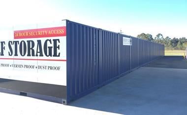 SELF STORAGE FOR SALE SOUTH COAST NSW