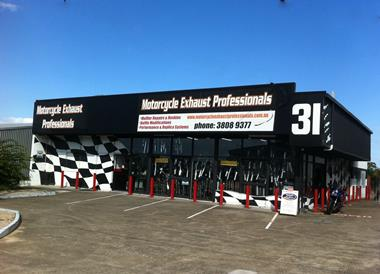 Queensland's No1 Motorcycle Exhaust Centre