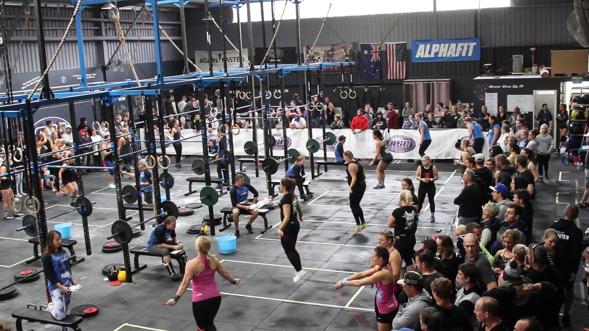 Crossfit Gymnasium | Newcastle Region