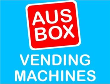 NEW AUSBOX VENDING Machine Business Airport Location - Part Time - Full Time