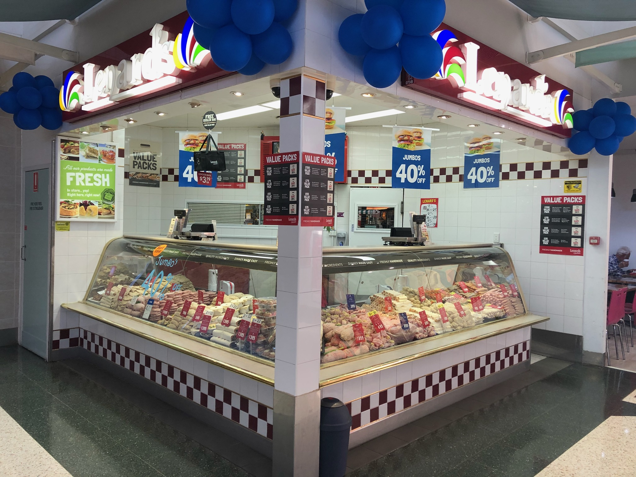 LENARD'S CHICKEN | CLIFFORD GARDENS | EXISTING STORE OPPORTUNITY