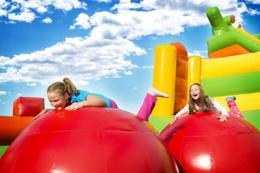 Party Hire - Jumping Castle -  Regents Park.