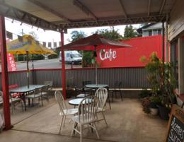 Freehold - Commercial Property - Cafe + Mechanical Workshop - Yarraman Location