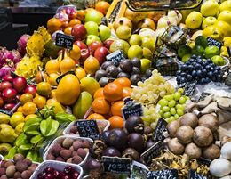 Organic fruit and vegetables -   Northern Beaches - Netting $3123 p.w.