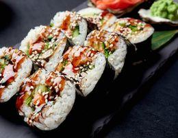 Sushi train - Foodcourt -  Western suburbs. - Penrith area