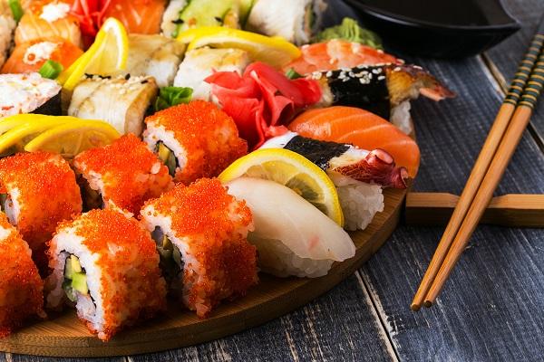 Sushi - Takeaway - Restaurant - Eastern Suburbs Kingsford/Kensington