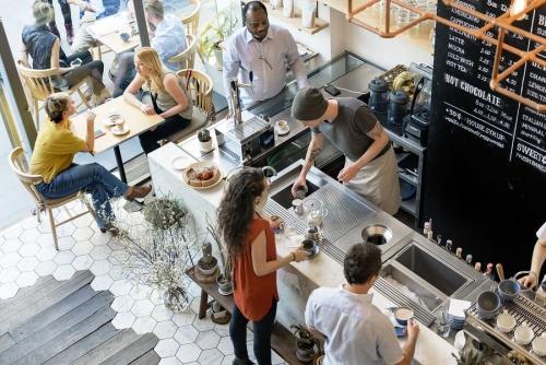 Cafe Coffee Shop - Brisbane CBD
