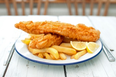 Fish and Chips - Seafood - Takeaway - Inner West