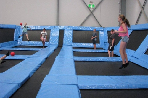 Trampolining -  Leisure  -  Entertainment - South West NSW