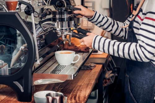 Cafe - Espresso - Takeaway