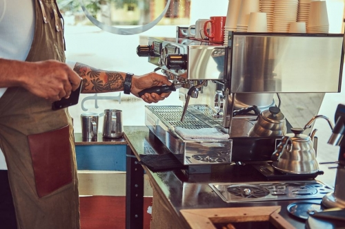 Cafe Coffee Shop - Sydney CBD
