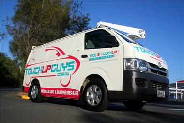 Touch Up Guys - South Australia Country - Mobile, Hands-on, Profitable