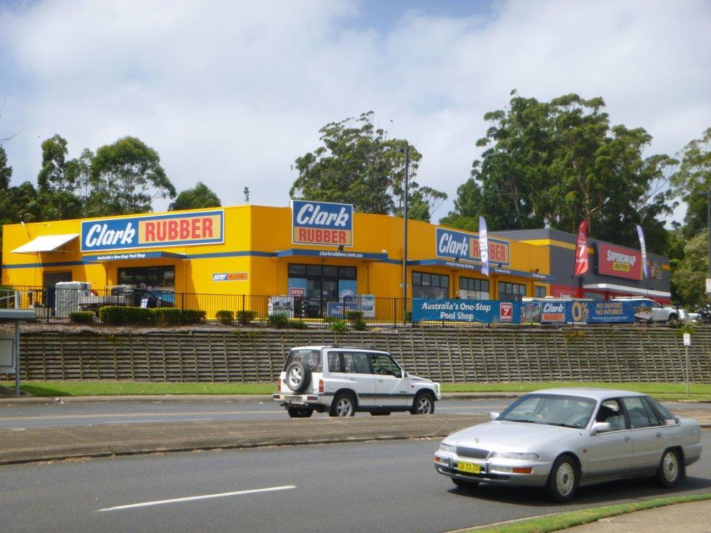 Clark Rubber Coffs Harbour for Sale