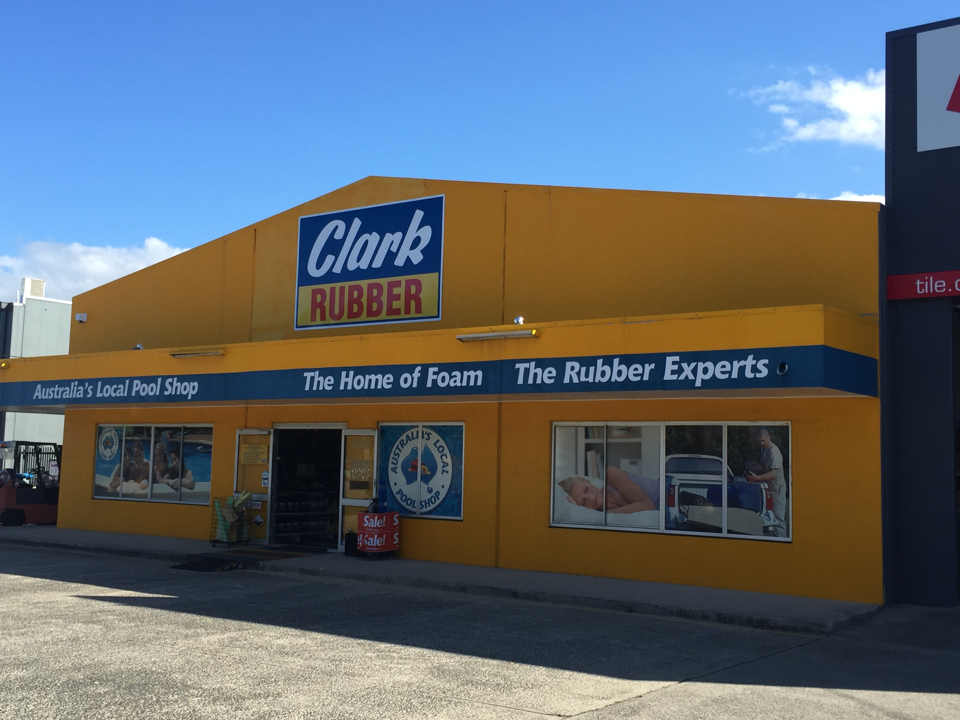 Well established business at the Sunshine Coast for sale