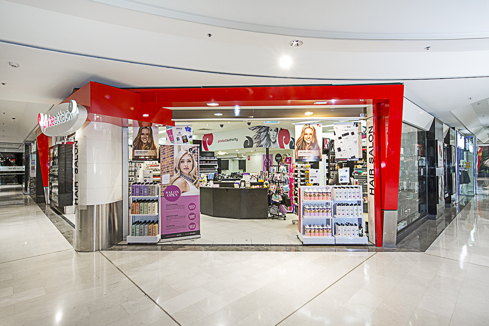 Price Attack Canberra - 4 Profitable and establsihed stores.