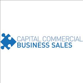 Capital Commercial Business Sales Logo