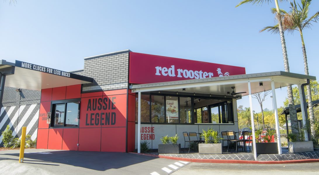 **NEW** Red Rooster for Mt Ommaney