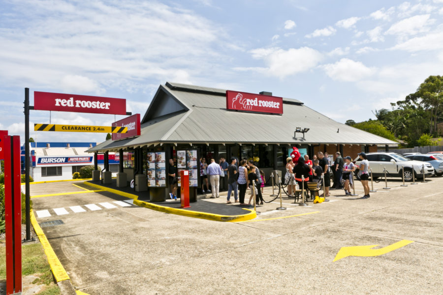 **New Listing** Red Rooster Carlton NSW