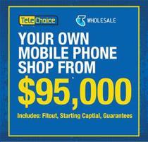 TeleChoice Premium Dealer Kiosk - Gold Coast (Telstra Wholesale, Telco)