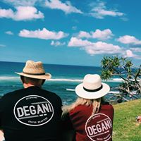 Torquay - Here it comes....New Degani cafe on Gilbert St corner position.