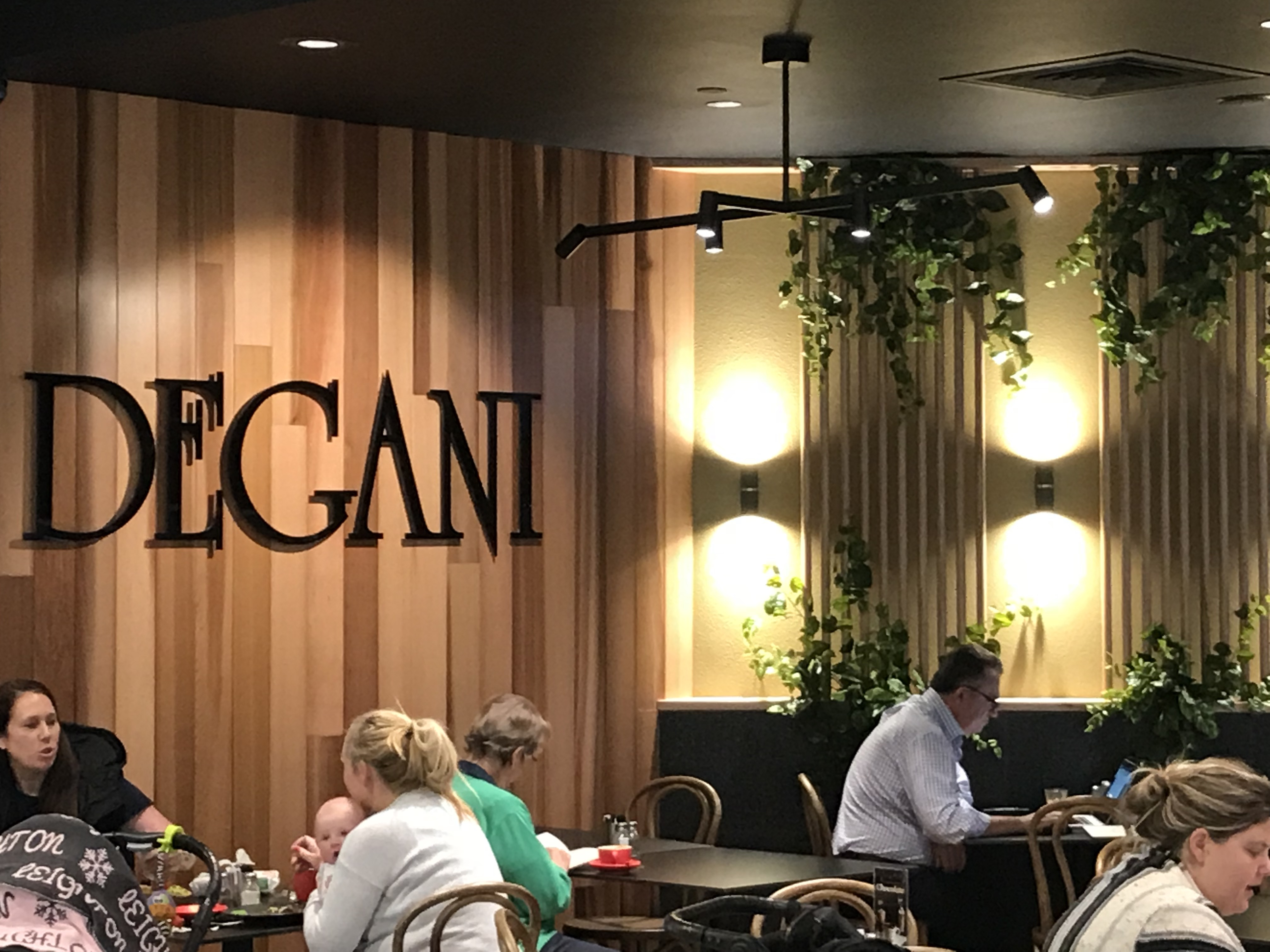 New Degani cafe Degani in Port Stephens - Salamander Bay Square Shopping Centre