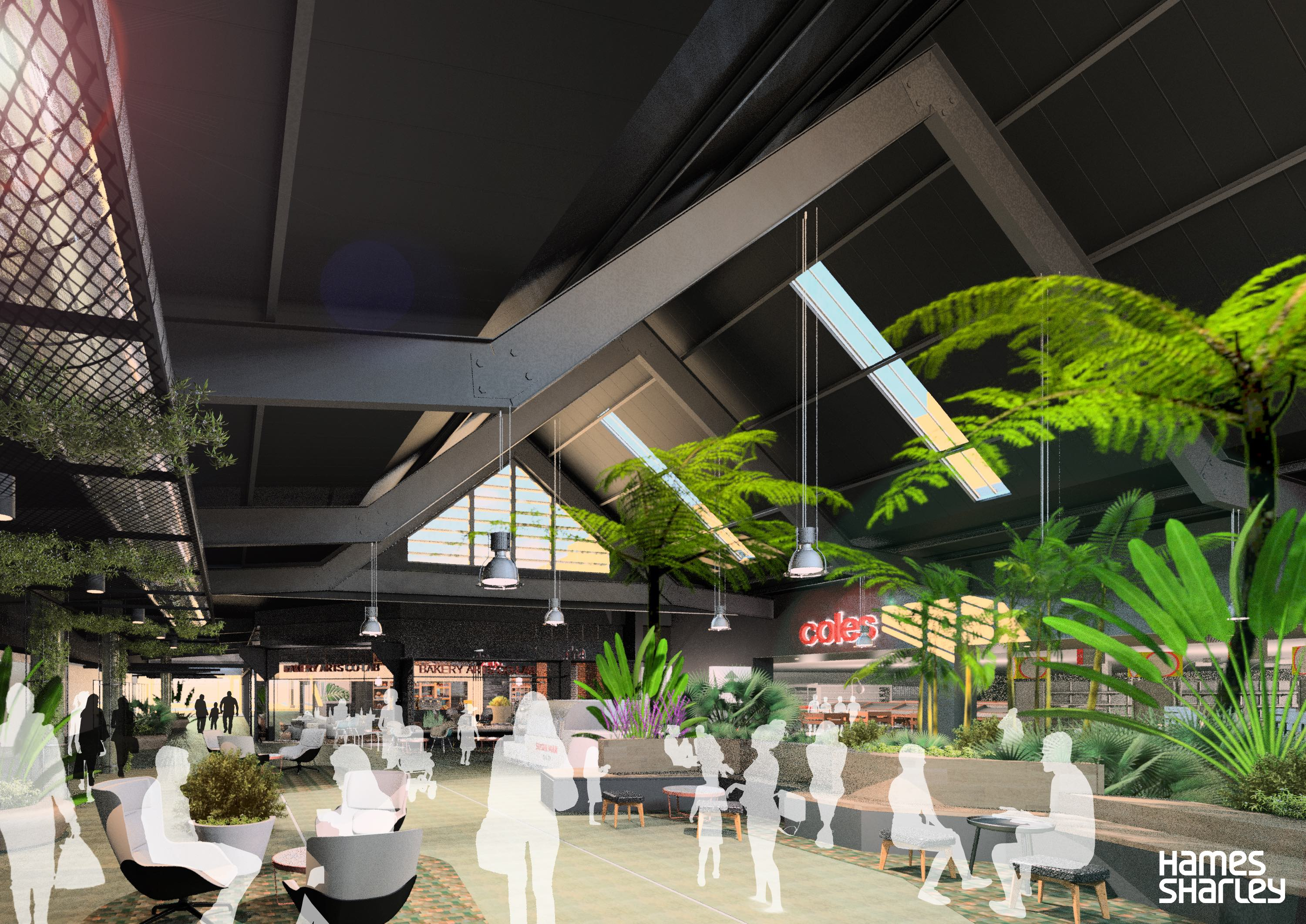 Degani Cafe in new development at Albany Creek Shopping Centre. Will look great!