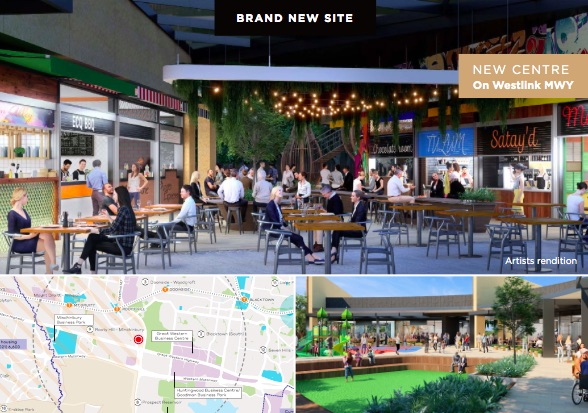 Degani Cafe Franchise Opportunity at Eastern Creek Quarter Shopping Centre