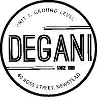 Degani Cafe Logo