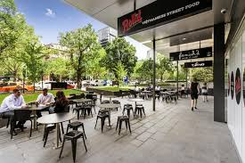 Best looking Cafe on St Kilda Rd with Huge kitchen. New Degani cafe only $260k
