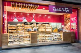 Bakery franchise opportunity, with average weekly sales in excess of $15,500
