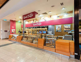 Bakery franchise opportunity in Chadstone Shopping Centre- the fashion capital