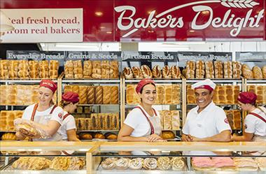 Established Bakery with average weekly sales in excess of $18,000