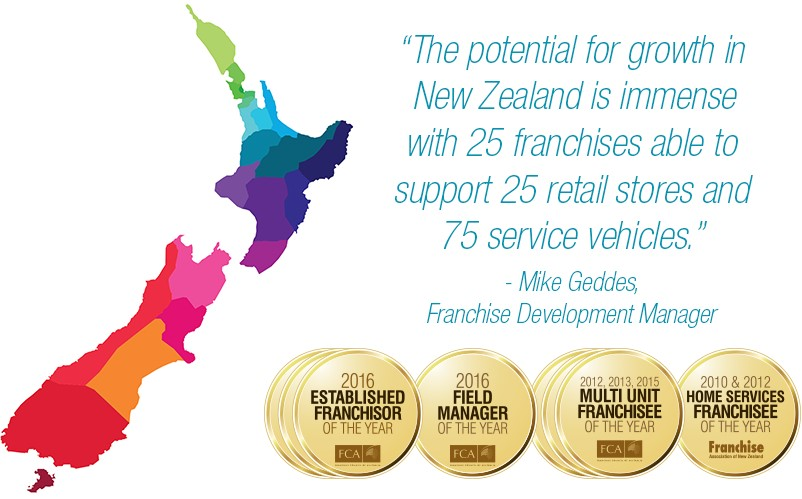 Poolwerx New Zealand - Master Franchise!