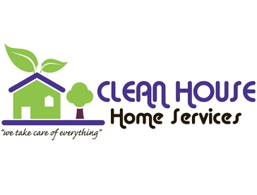 Clean House Home Services Logo