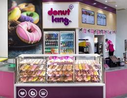 Craving Change? New Donut King franchise opportunity available today!