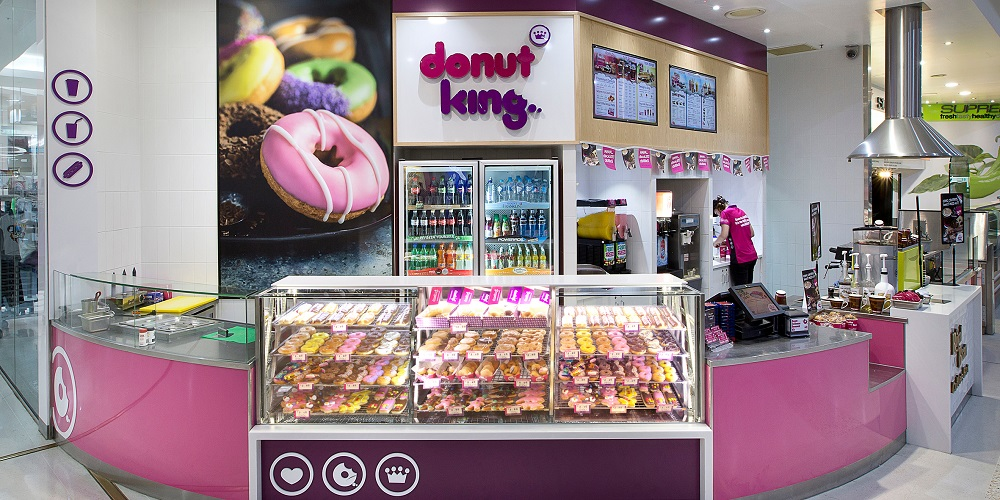 ESTABLISHED Donut King Franchise resale now available in QLD - Enquire Now!