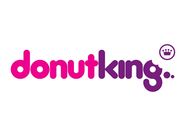 Donut King Logo