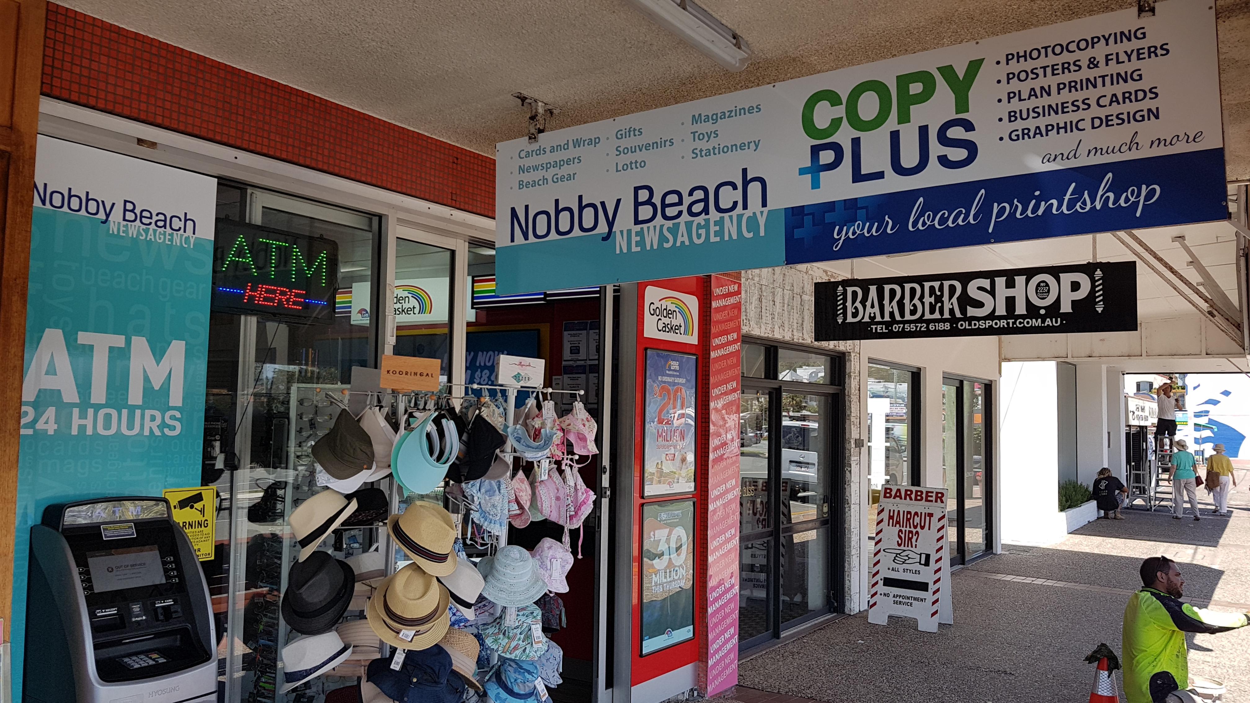 NEWSAGENCY – Nobby Beach ID#4544333  – Bargain !! Won't last long