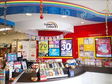 NEWSAGENCY –Brisbane Northern Bayside ID#3087004 Perfect start into Newsagencies