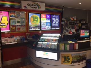 NEWSAGENCY – Brisbane Outer Northside ID#4357609 – 6 day week ! closed Sundays