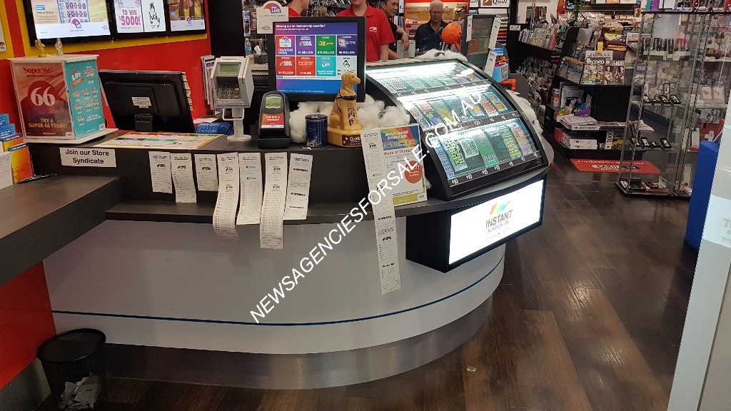 NEWSAGENCY – Brisbane Southside ID#4544213 – 8.30am starts, BE QUICK !!!