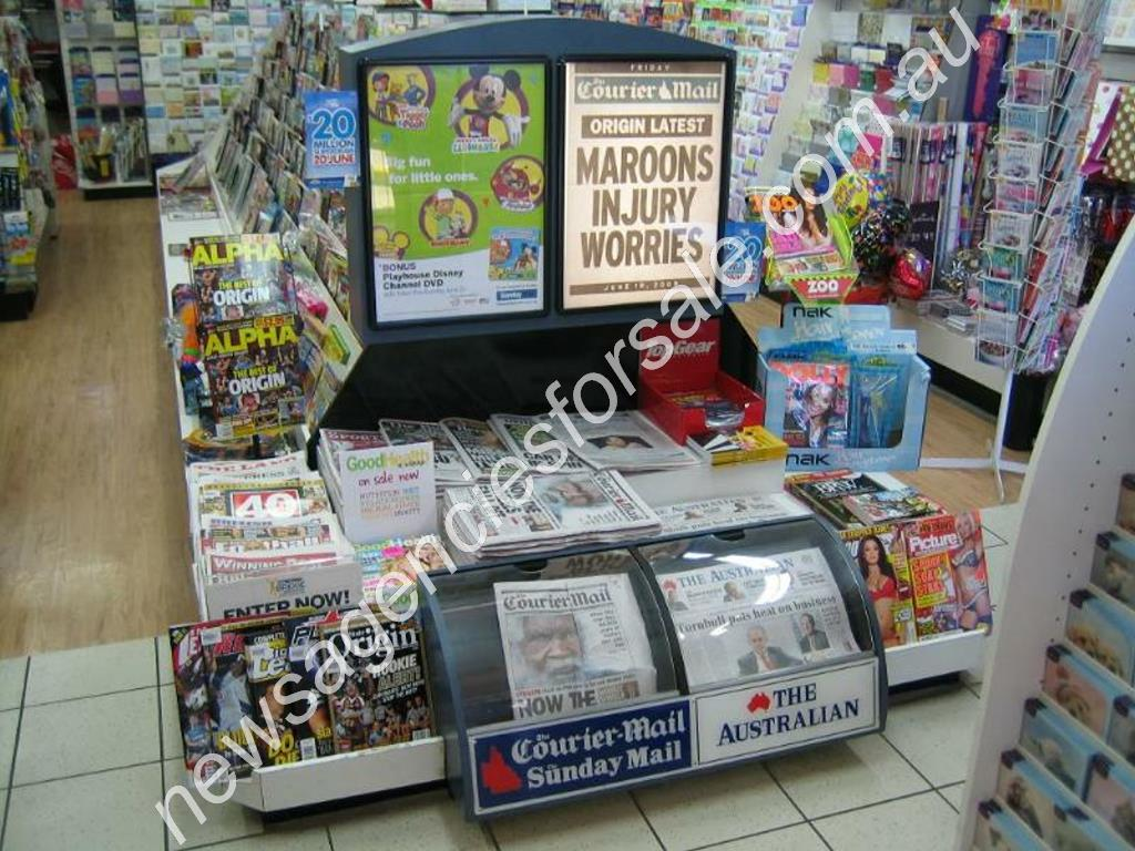 NEWSAGENCY - Brisbane South ID# 84884 – Convenience centre in growth area.