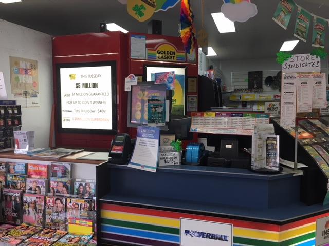 NEWSAGENCY & POST OFFICE – Townsville Region ID#4224328 – Rare Combination