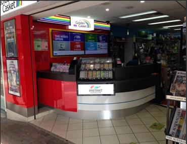 NEWSAGENCY – Brisbane CBD ID#2812150 – 5 day week making $264k owners' profit !