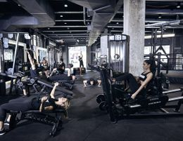 Top of the line Gym Fit out - Inner City Suburb of Sydney
