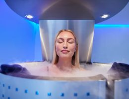 Cryotherapy Clinic - Fitout Sale - Lower North Shore